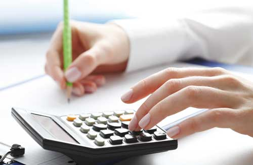 Calculating rates