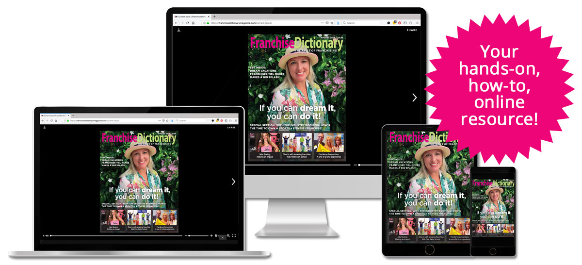 Subscribe to Franchise Dictionary Magazine