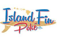 Island Fin Poké logo